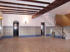 Lovely finca Riu-Rau with guest house in Javea