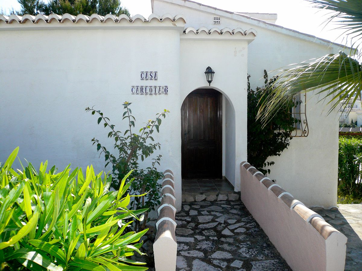 House in Benitachell for sale