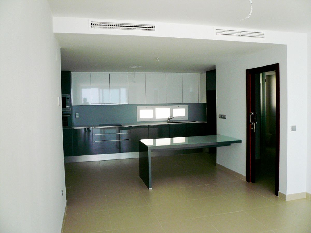 High quality new construction apartment in Altea Hills