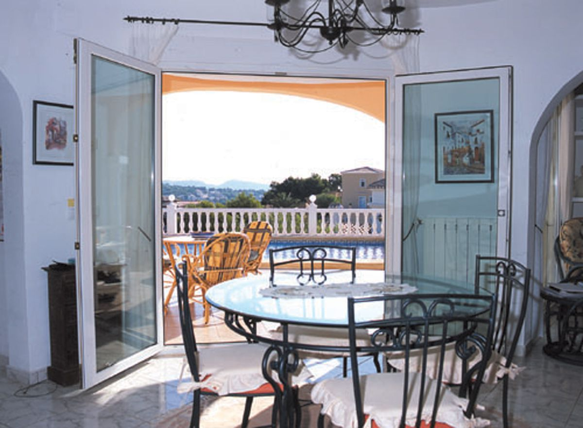 Beautiful villa Javea for sale