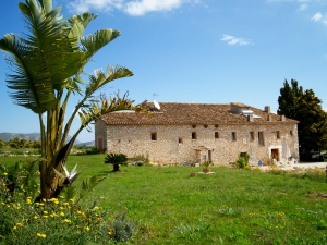 Historical Finca from the 16th century in Teulada