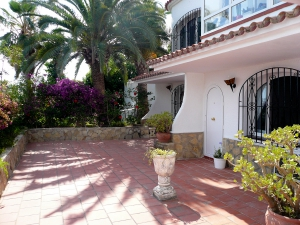 Villa in Javea with fantastic sea and countryside views