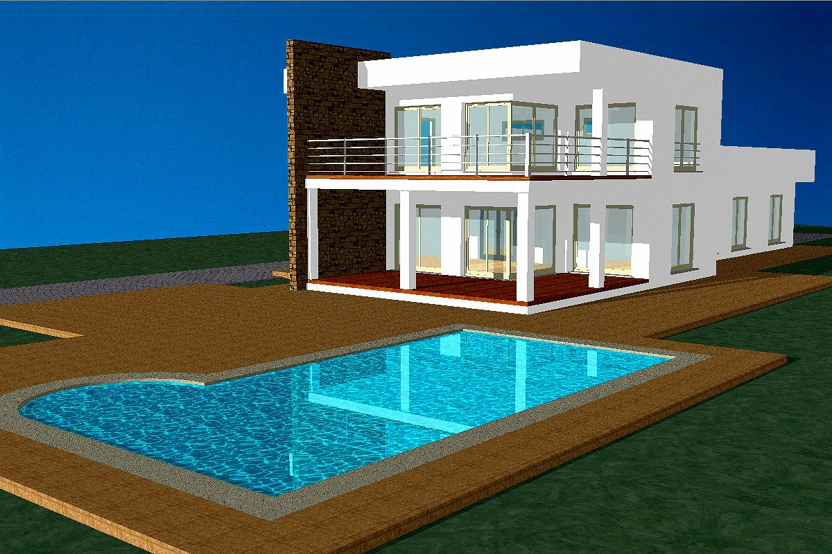 New construction project near Calpe